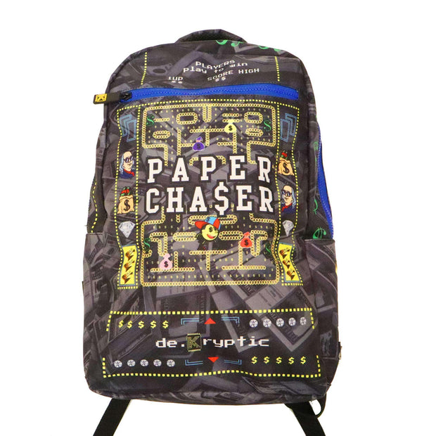 Paper Chasers BackPack-backpack-deKryptic