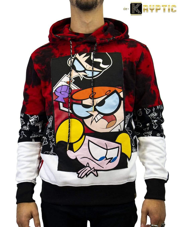 deKryptic x Dexter's Laboratory™ -  Genius Grove Augmented Reality Hoodie