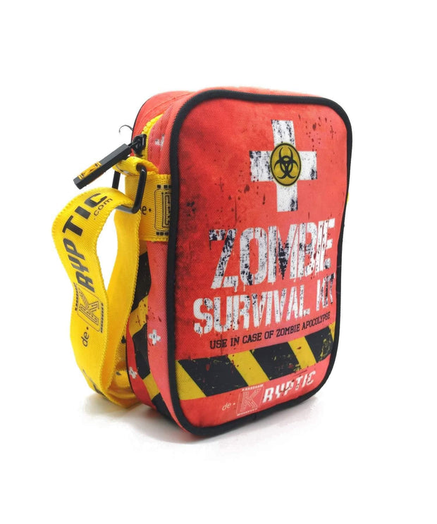 Night Of The Living Dead™ Zombie Survival Augmented Reality Crossbody Bag