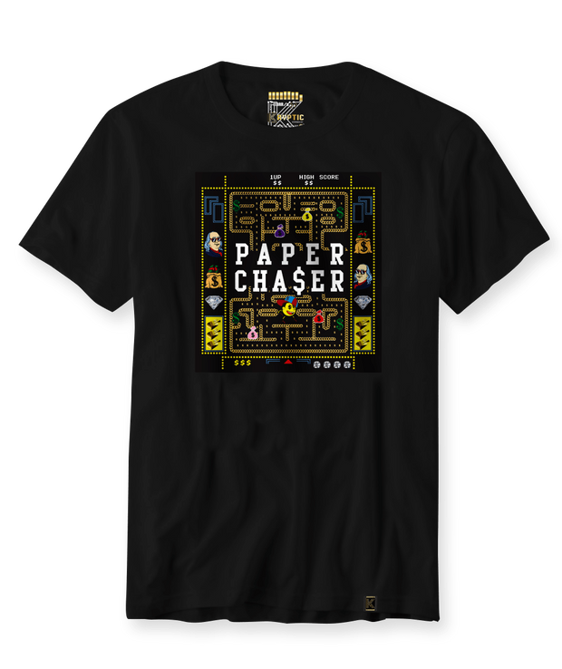 Paper Chasers Tee-Shirt-deKryptic