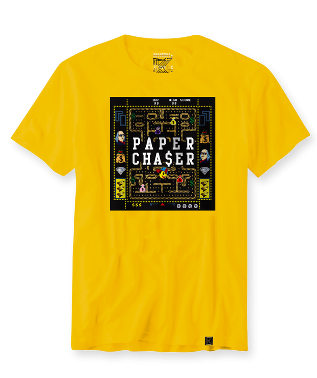 Paper Chaser Augmented Reality T-Shirt