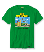 Super Cash Bros Tee-Shirt-deKryptic