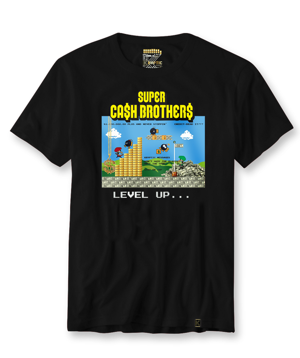 Super Cash Bros Tee