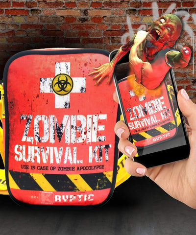 Zombie survival Crossbody