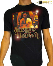 deKryptic x Miramax® - Jackie Brown - Ordell - Black Premium T-Shirt