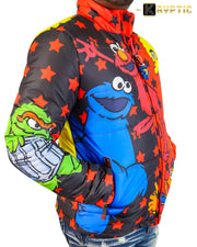deKryptic x Sesame Street® - Elmo Bubble Jacket