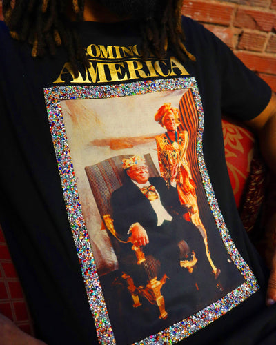 Coming To America Crystal T-Shirt