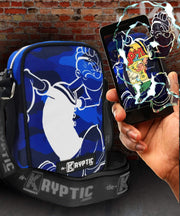 Popeye™ Shark Camo Augmented Reality Shoulder Bag