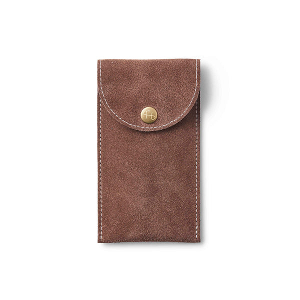 Watch Pouch - Brown