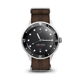 1926 At'sea, Steel / Black – 39MM
