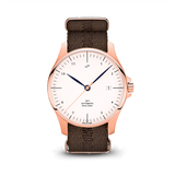 1971 Automatic, Rose Gold / White - Swiss Made