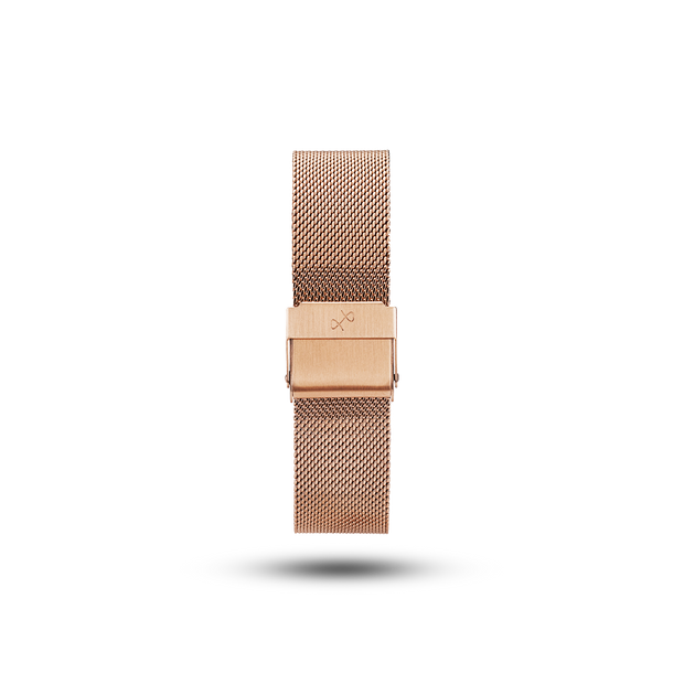 Mesh Band - Rose Gold