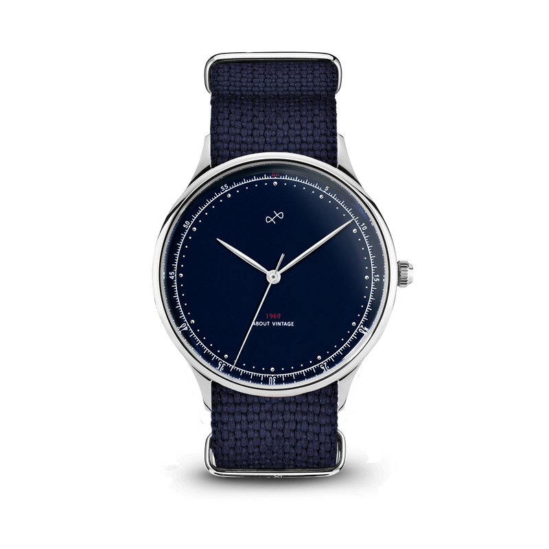 1969 Vintage, Steel / Midnight Blue - Special Edition