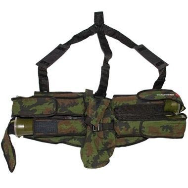 Core 4 Camo Pod Pack Harness including Pod Packs