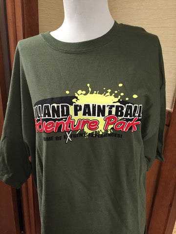 Holland Paintball Adventure Park Logo T-Shirt