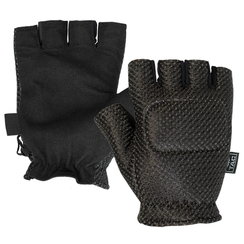 Valken Padded Half-Finger Paintball Gloves
