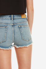 Vacay Lightwash Shorts