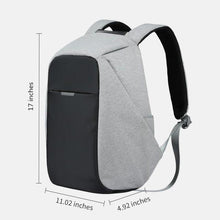Multifunction Travel Anti-theft Backpack with USB Charging Port