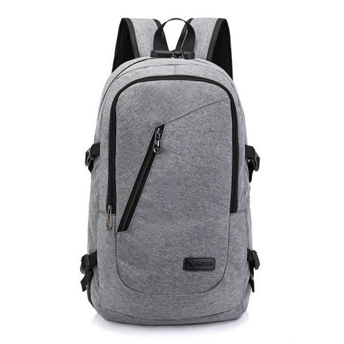 Unisex Anti Theft Backpack for Travel