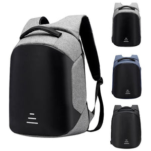 2018 Theft Proof Backpack With Usb Charging - Oxford Material
