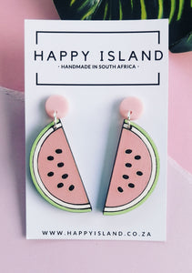 Watermelon Slice - HAPPY ISLAND