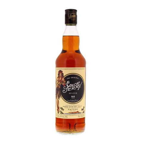 Sailor Jerry Spiced 40° 0.7L
