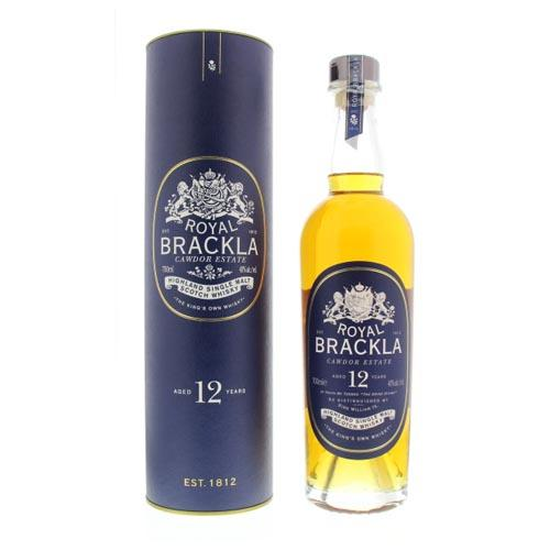 Royal Brackla 12 Years 40° 0.7L-Ginsonline