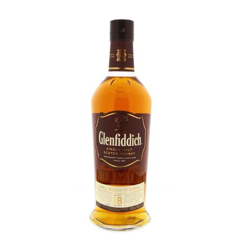 Glenfiddich 18 Years Small Batch Reserve 40° 0.7L