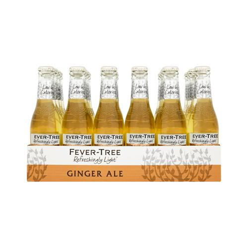 Fever Tree Ginger Ale 20 Cl x 24