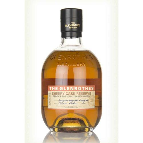 Glenrothes Sherry cask Reserve 40° 0.7L