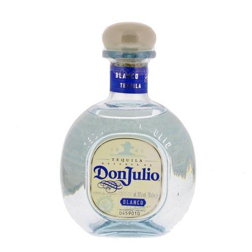 Don Julio Blanco 100% Agave 38° 0.7L-Ginsonline