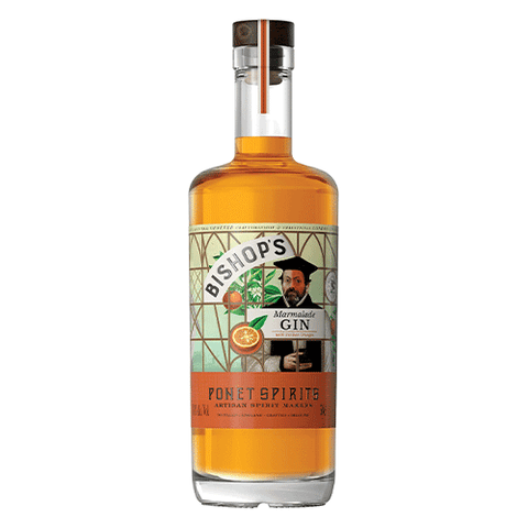 Bishop's Gin Marmalade 38,1° 50Cl