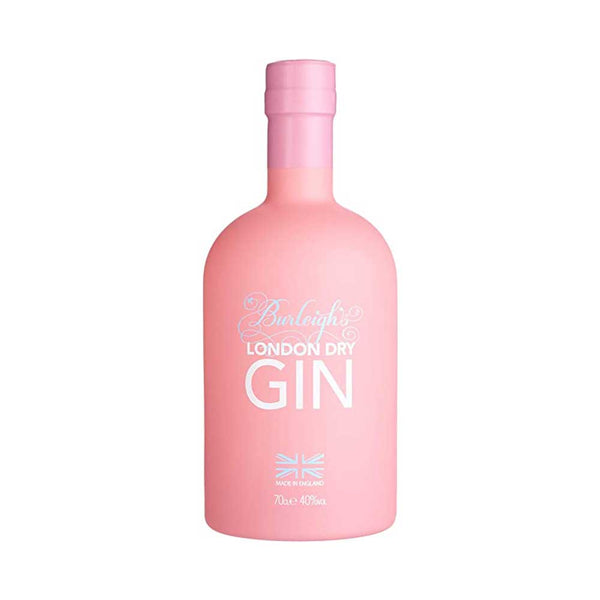 Burleighs London Dry Gin Pink Edition 40° 0.7L