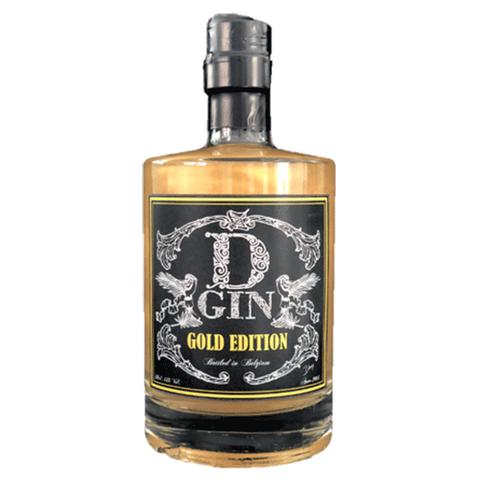 D-Gin Gold Edition 43° 50cl - Ginsonline - Gin