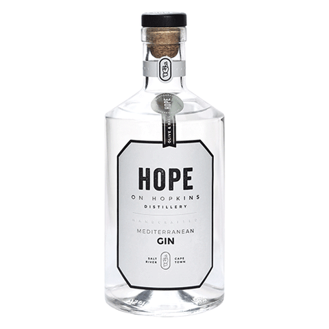 Hope on Hopkins Mediterranean Gin 43° 70Cl