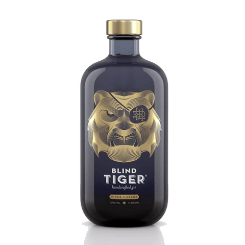Blind Tiger Gin Piper Cubeba 47° 50 Cl