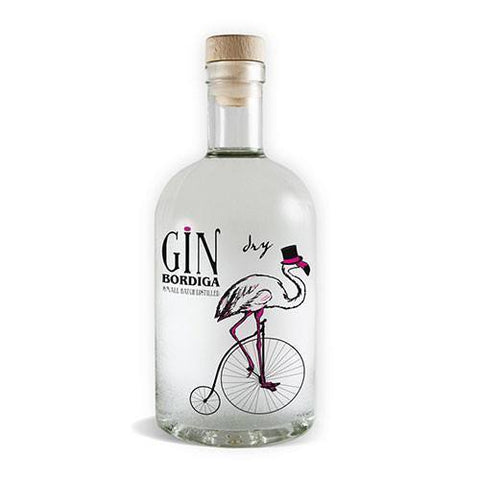 Bordiga Dry Gin 42° 70 cl