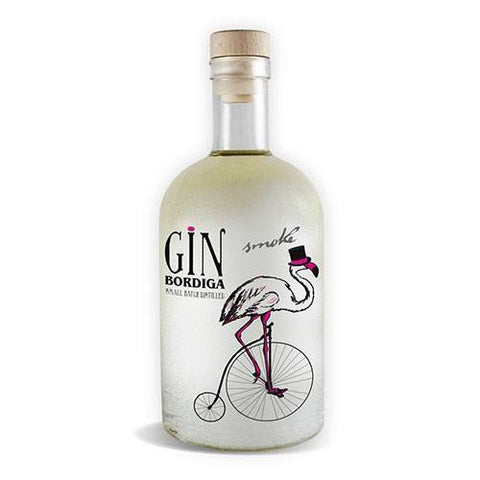 Bordiga Smoke Gin 42° 70 cl
