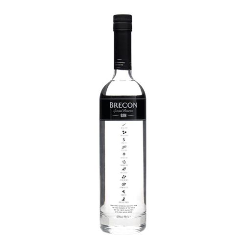 Brecon Special Reserve Gin 40° 70 cl