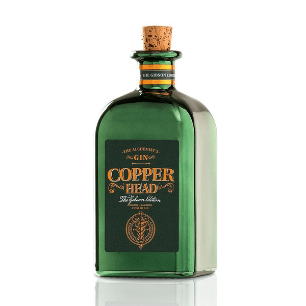 Copperhead Gin - The Gibson Edition 40° 50Cl