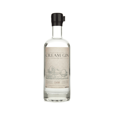 Cream Gin 43.8° 70Cl