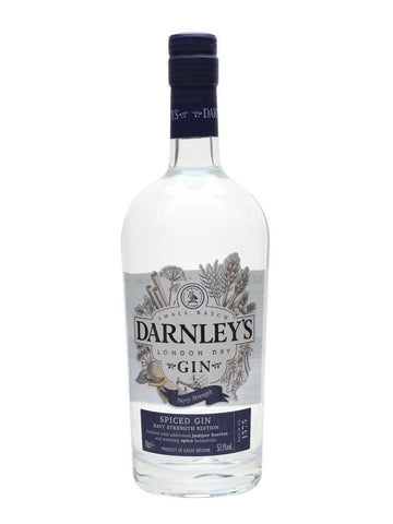 Darnley's Spiced Navy strenght Gin 40° 70Cl
