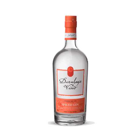 Darnley's View Spiced Gin 42.7° 70cl - Ginsonline - Gin