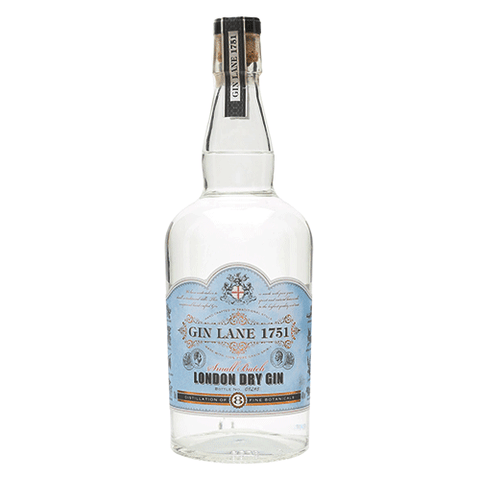 Gin Lane 1751 London Dry Gin 40° 70 Cl