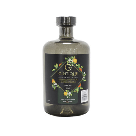 Gintique 40° 70 Cl - Ginsonline - Gin