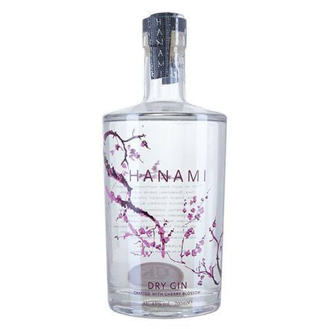 Hanami Dry Gin 43° 70 Cl - Ginsonline - Gin