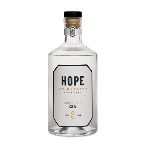 Hope On Hopkins London Dry Gin 43° 70Cl - Ginsonline - Gin
