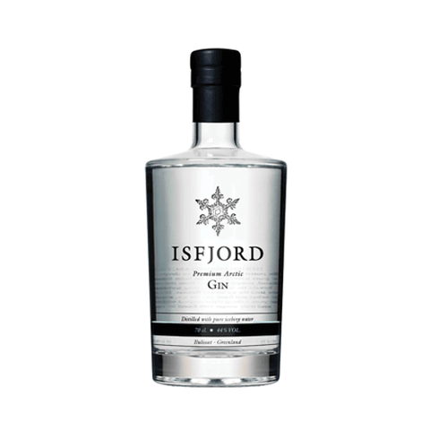 Isfjord Premium Dry Gin 44° 70Cl - Ginsonline - Gin