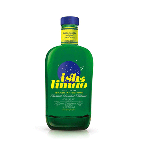 Ish Limed Gin 40° 70 Cl