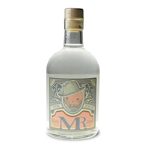 Mr. Gin 37.5° 50 Cl - Ginsonline - Gin
